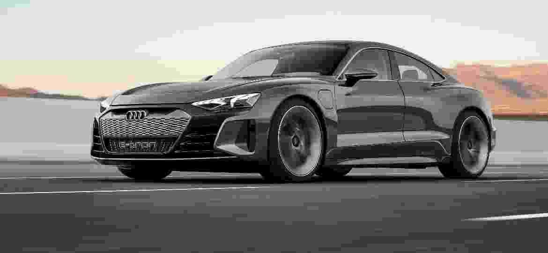 Audi e-tron GT Concept: elétricos vão dominar as ruas do Velho Continente nos próximos anos - Divulgação