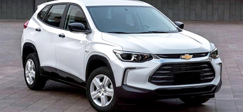 Chevrolet Tracker 2020 será maior que modelo atual; motores serão menores e mais potentes - Reprodução