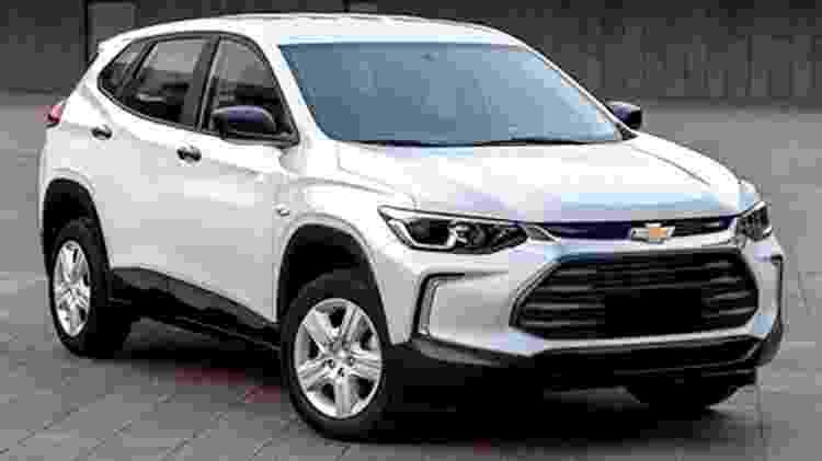 Nova geração do Tracker já apareceu na web; SUV pode virar nacional - Reprodução