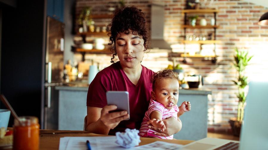 Segundo levantamento da Rede Mulher Empreendedora (RME), revelou que 75% dos empreendimentos criados por mulheres surgiram devido à maternidade - iStock Images