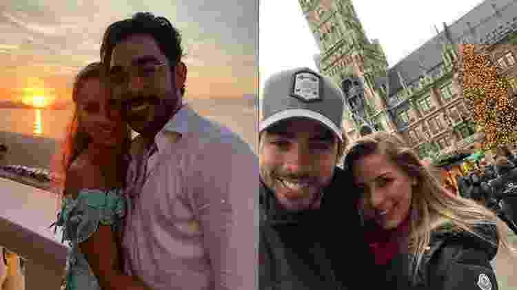 Gabriel Diniz e Karoline Calheiros namoravam há mais de dois anos - Reprodução/Instagram