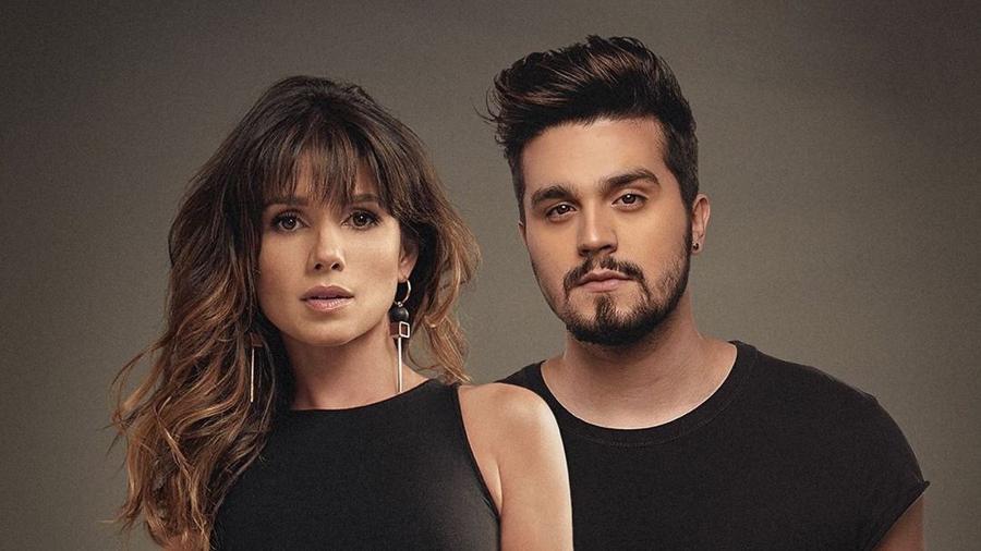 """Paula Fernandes e Luan Santana: """"Juntos e Shallow Now"""" - Divulgação"""