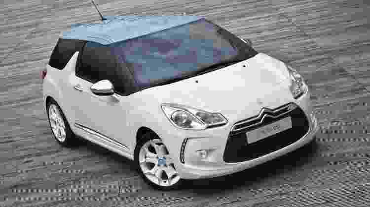 Citroën DS3 Caçador de Carros - Divulgação - Divulgação