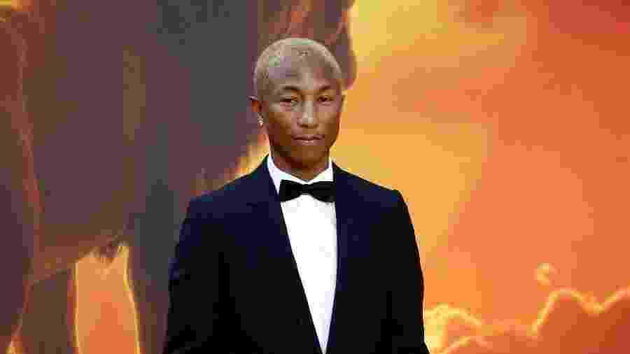 Pharrell Williams - Henry Nicholls/Reuters