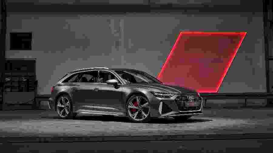 Nova Audi RS 6 - Audi/Divulgação