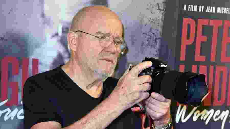 O fotógrafo Peter Lindbergh no Festival de Berlim - Getty Images