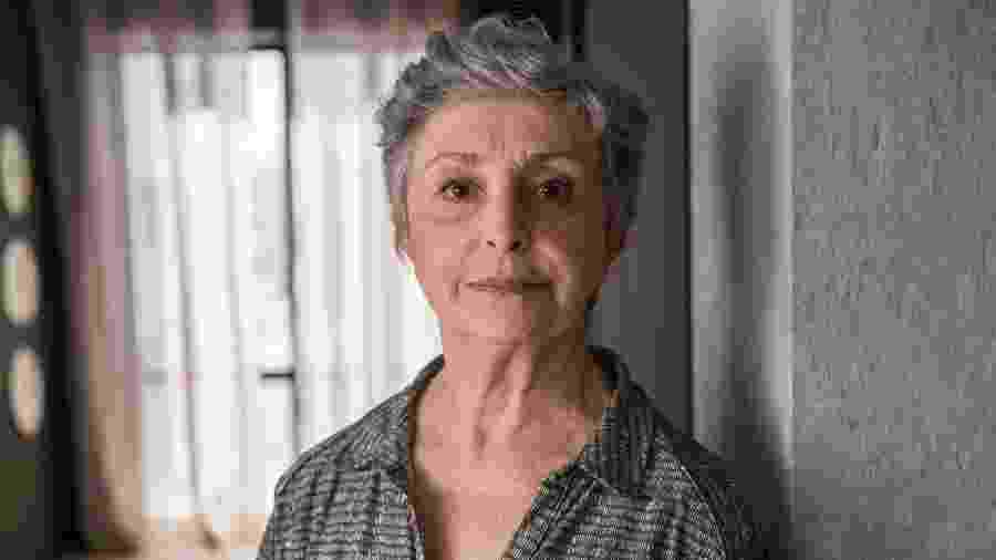 Ana Lúcia Torre interpreta Berta em A Dona do Pedaço - Victor Pollak/Globo