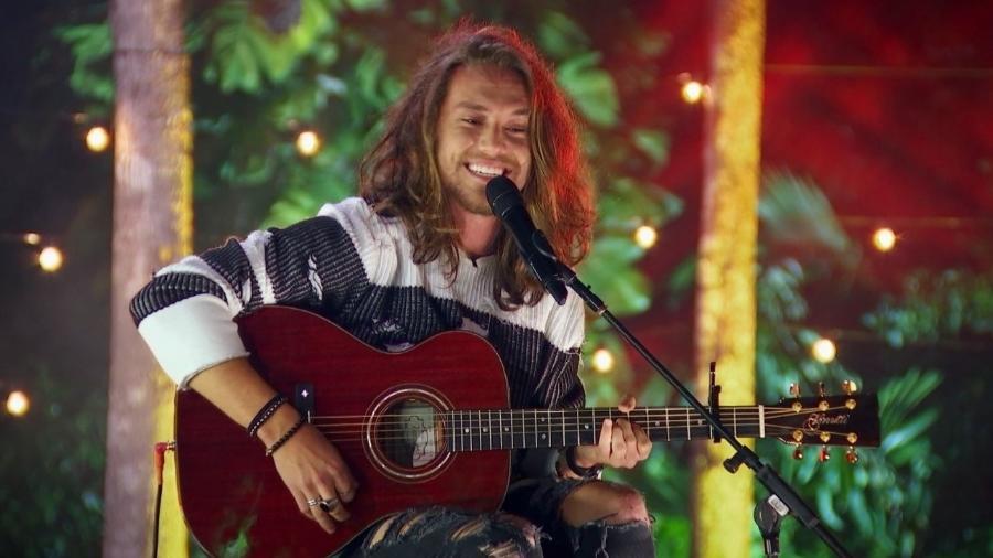 Vitor Kley no De Férias com o Ex: Celebs - Divulgação/MTV Brasil