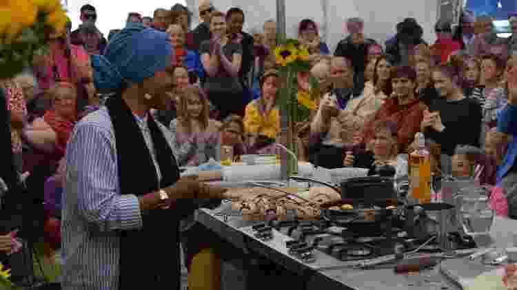 Wight Garlic Festival - Divulgação/www.visitisleofwight.co.uk - Divulgação/www.visitisleofwight.co.uk