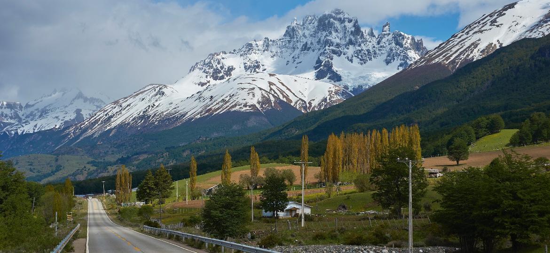 Carretera Austral, na Patagônia chilena - iStock