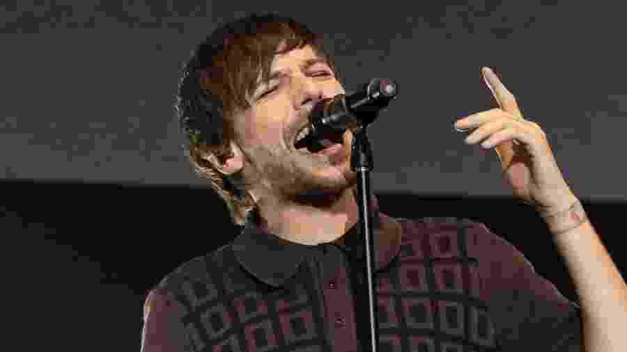Louis Tomlinson - Getty Images