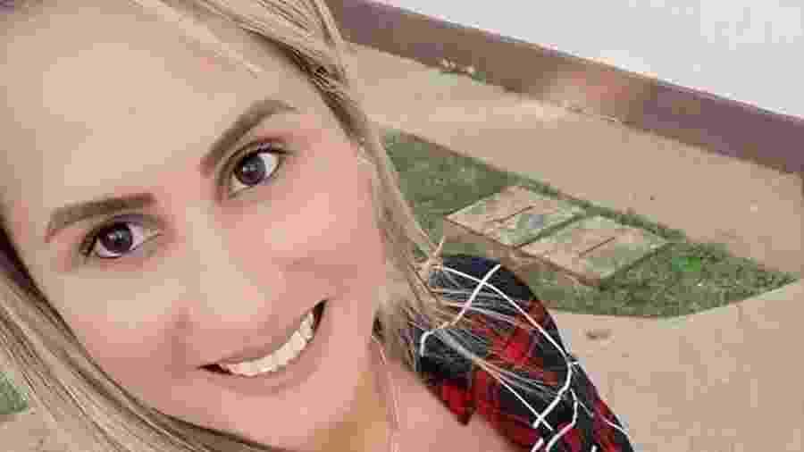 Jéssica Carloni foi morta a facadas durante festa em Franca, no interior de São Paulo - Arquivo pessoal