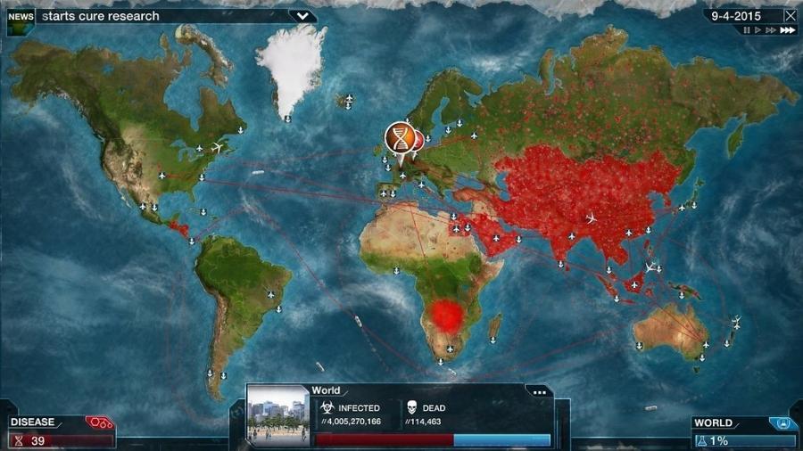 O jogo, que está surfando em uma onda de popularidade, já foi proibido na China - Reprodução/Flickr