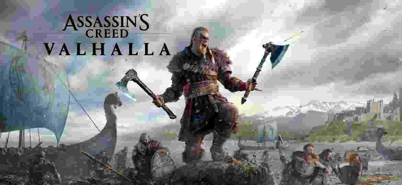 """Assassin""""s Creed Valhalla é terá vinkings como personagens principais - Divulgação/Ubisoft"""