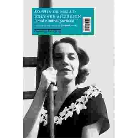 Coral e Outros Poemas, de Sophia de Mello Breyner Andresen - Divulgação - Divulgação