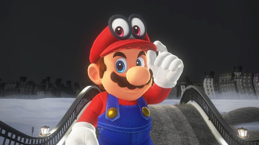 Super Mario Odyssey - Divulgação/Nintendo