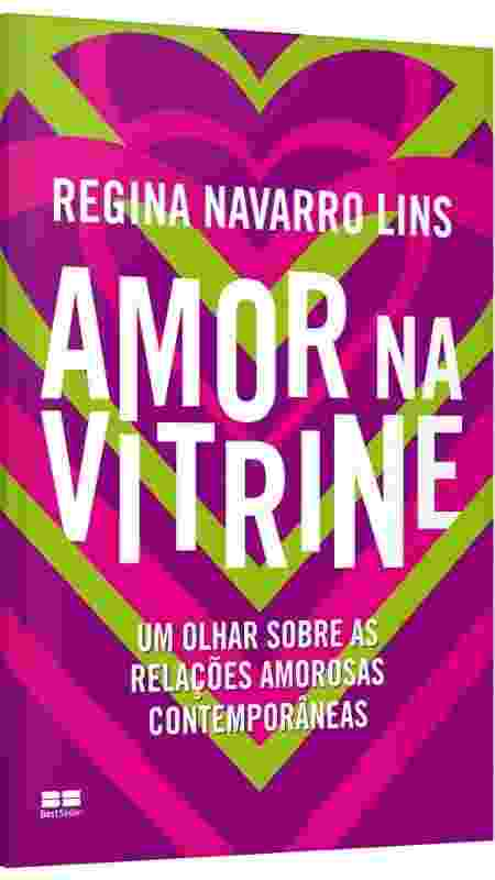 livro amor na vitrine - Reprodução/Editora Best Seller - Reprodução/Editora Best Seller