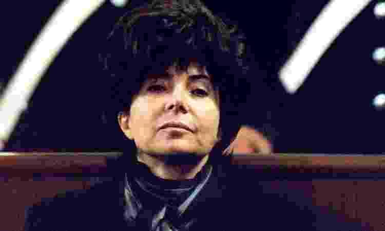 Patrízia Reggiani em seu julgamento, em 1998 - EPA - EPA