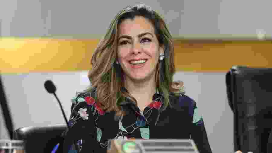 Cinthia Ribeiro foi reeleita prefeita em Palmas pelo PSDB - Edu Fortes/Divulgação