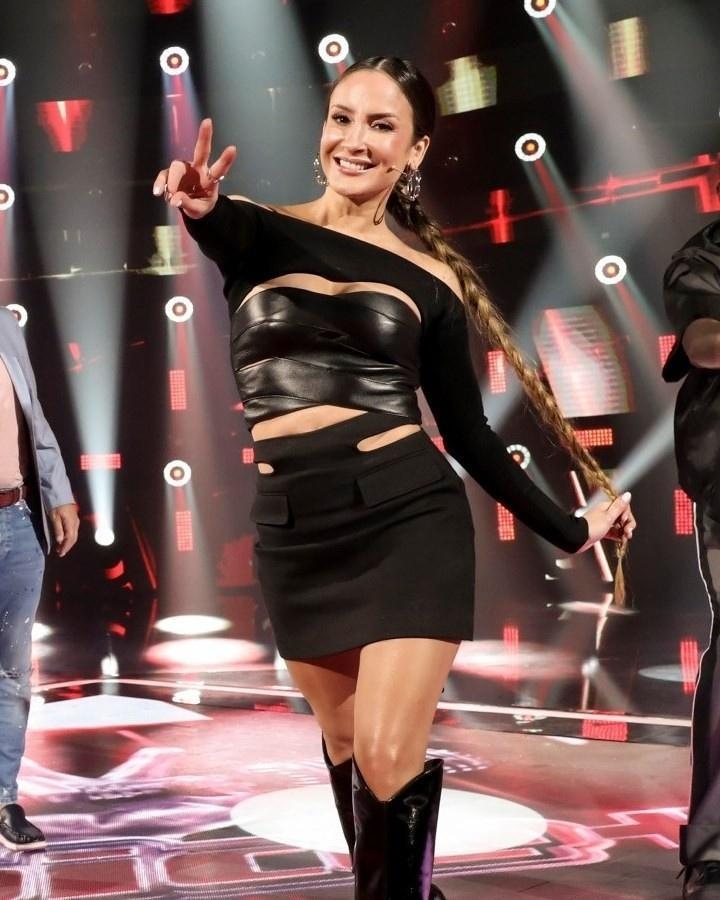 Claudia Leitte no The Voice