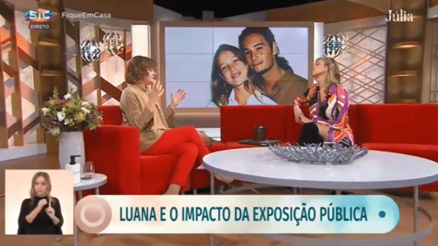 """Questionada por namoros com famosos como Rodrigo Santoro, Luana Piovani diminuiu """"polêmicas"""" na vida pessoal - Reprodução/Instagram"""