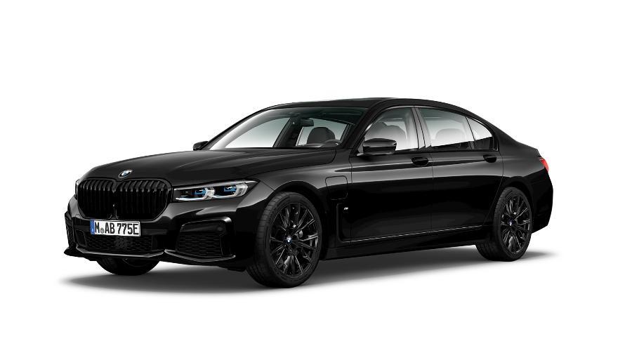 BMW 745Le M Sport Black Edition - Divulgação