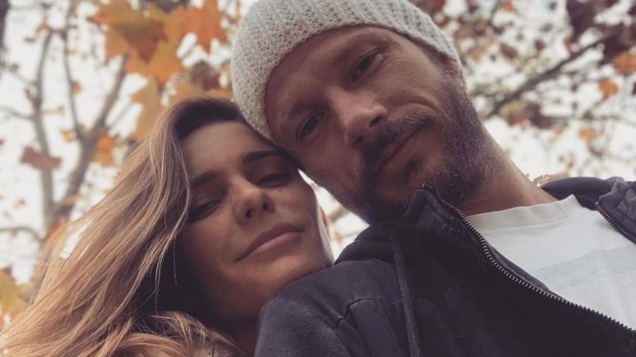 Fernanda Lima e Rodrigo Hilbert - Reprodução/Instagram