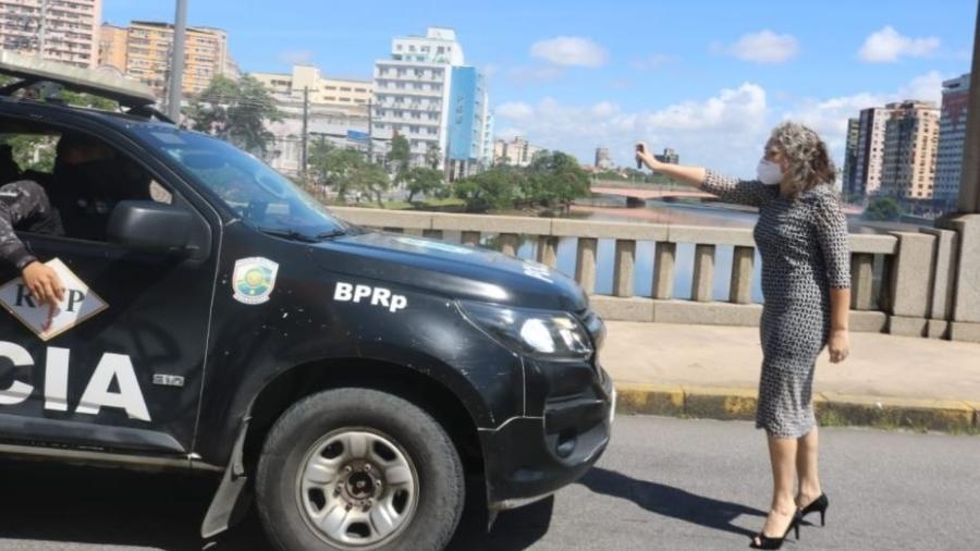 Liana Cirne é vereadora do Recife (PT) e professora da Universidade Federal de Pernambuco - Malu Aquino
