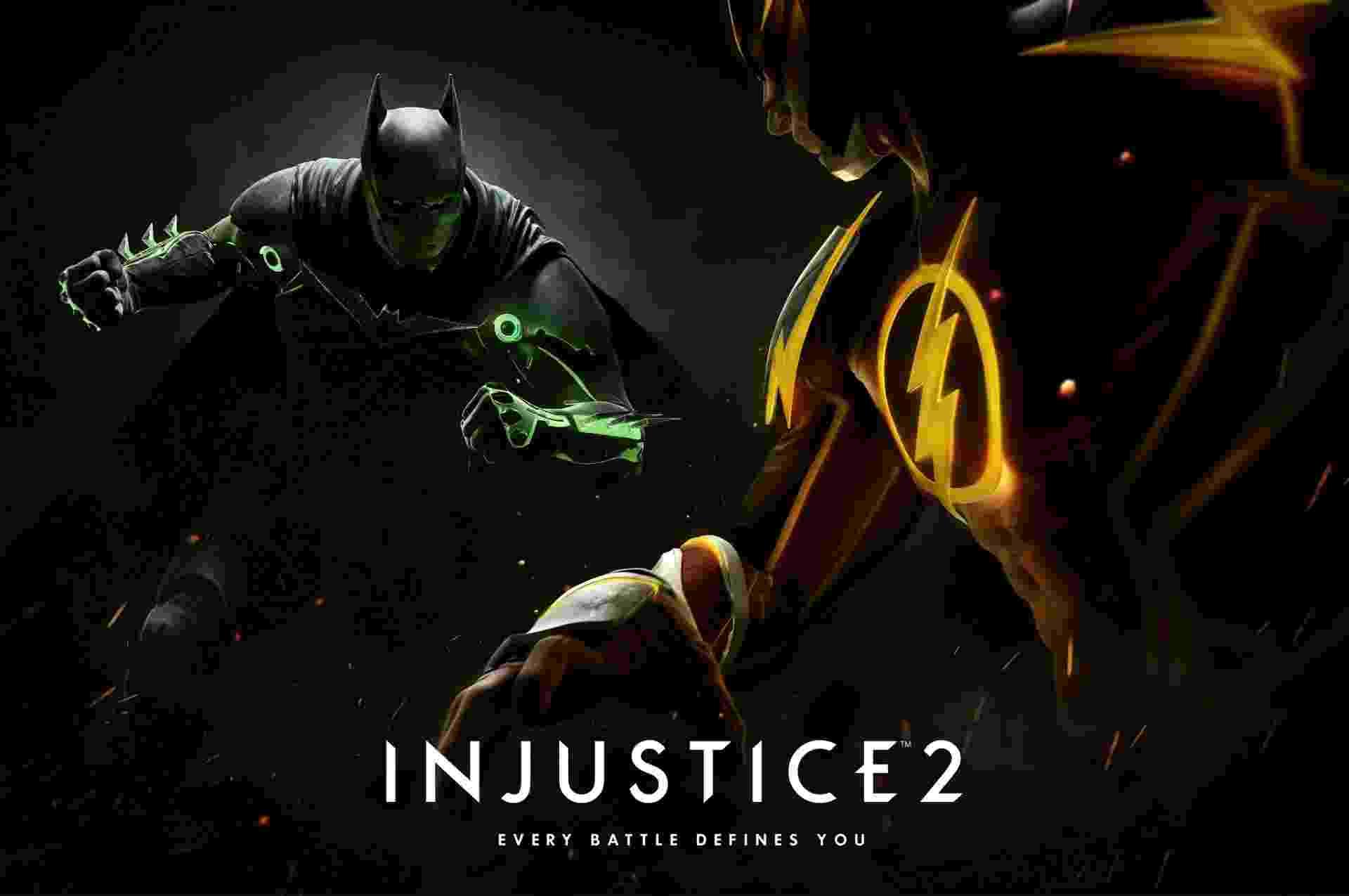 Injustice 2 - Divulgação