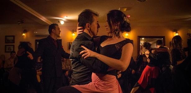 """""""Um tango no escuro"""" entra em cartaz no dia 20 de agosto. Na peça, as artes plásticas  são retratadas por meio de quadros criados por um pintor solitário - Divulgação"""