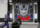 """Casas inspiradas em """"Transformers"""", uma arquitetura inovadora na Bolívia - EFE"""