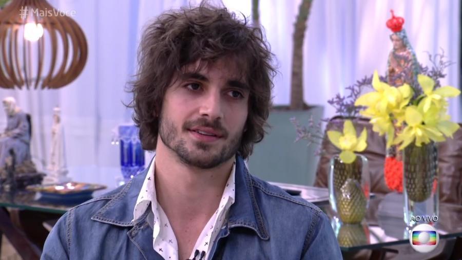 """Fiuk no """"Mais Você"""" - Reprodução/TV Globo"""