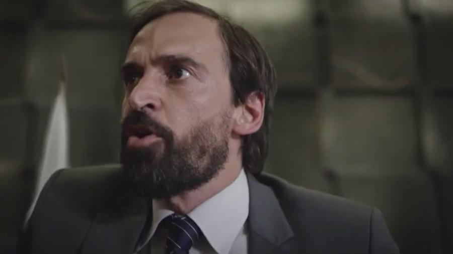 """Série """"Um Contra Todos"""", com Julio Andrade, teve anunciada sua quarta temporada  - Reprodução"""
