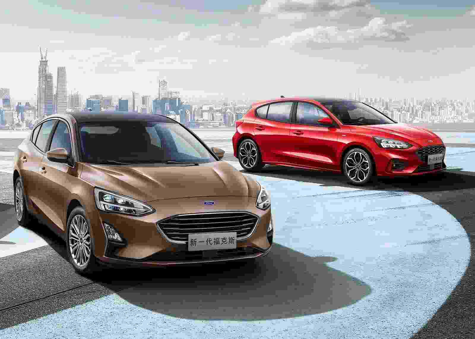Ford Focus 2019 - Divulgação