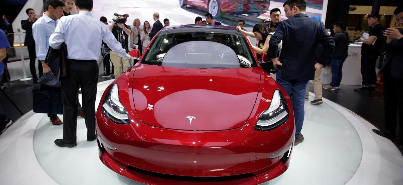 Model 3 é grande aposta da Tesla para ganhar mercado, ampliar lucros e mostrar que é confiável - Jason Lee/Reuters