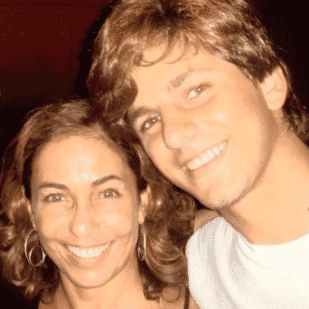 Cissa Guimarães e Rafael Mascarenhas - Reprodução/Instagram