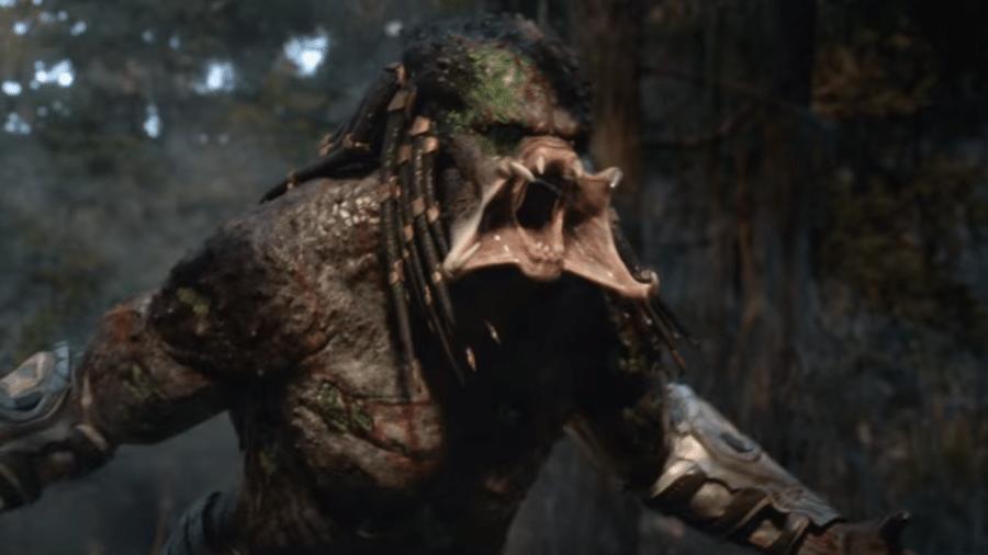 Predador novo trailer - Reprodução