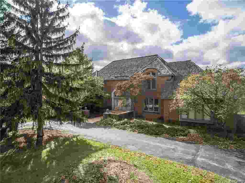 Casa de Aretha Franklin em Detroit, nos Estados Unidos, de R$ 3 milhões - Reprodução/The Michael Team
