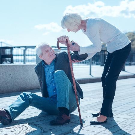 Estudo feito na USP com população acima de 65 anos mostrou que mortalidade é quase 63 vezes maior em mulheres com pouca massa magra nos membros - iStock