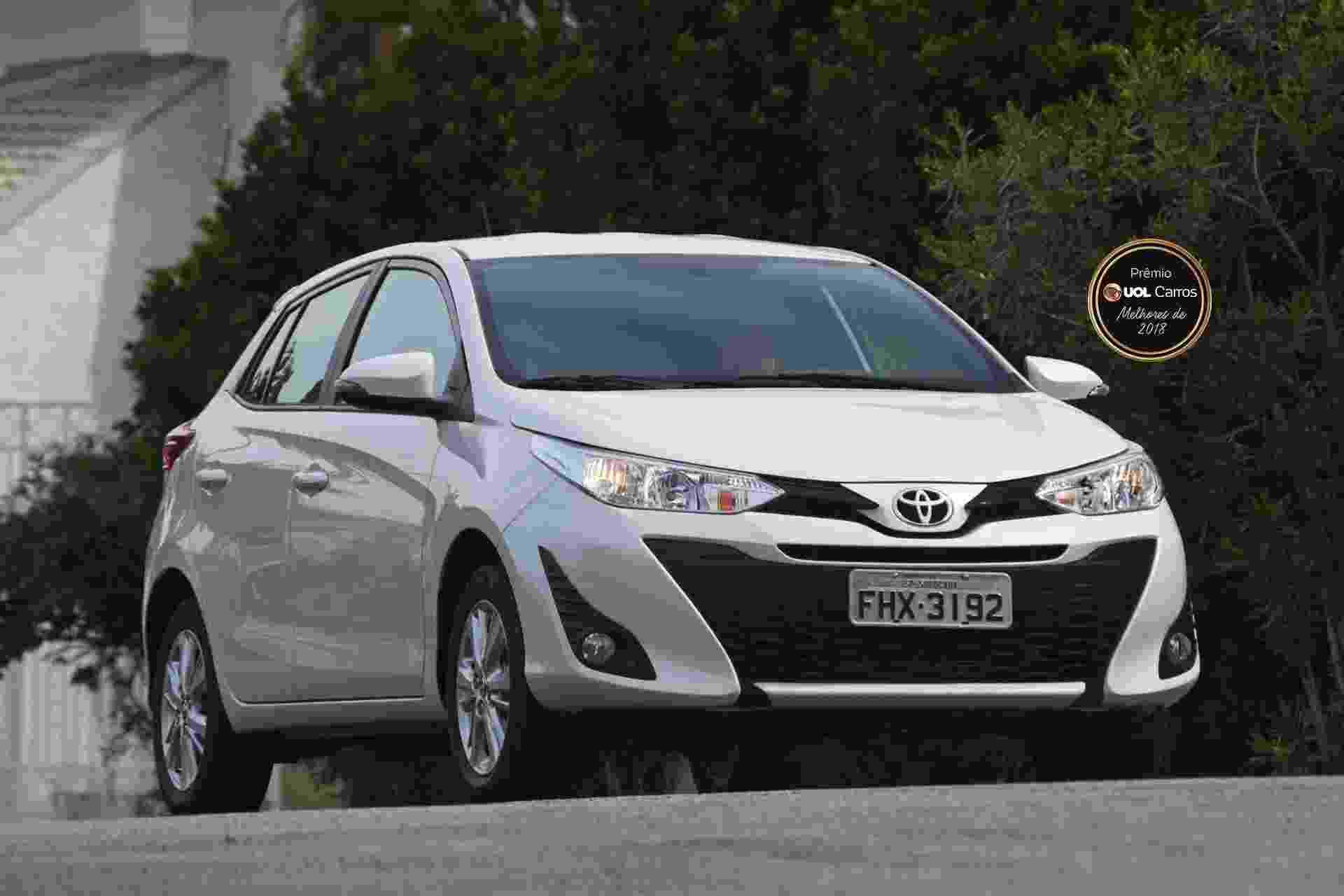 Toyota Yaris Prêmio - Murilo Góes/UOL