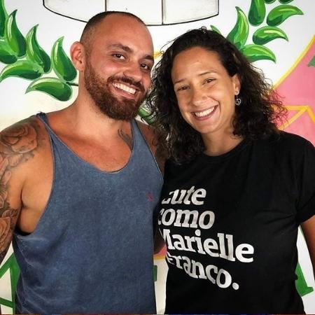 Mônica Benício, companheira da vereadora carioca Marielle Franco - Divulgação