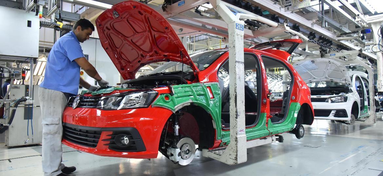Fábrica da Volkswagen em Taubaté (SP) - Divulgação