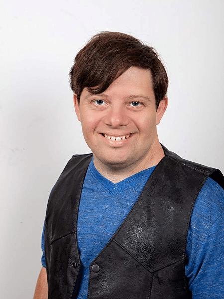 O ator Zack Gottsagen - Reprodução