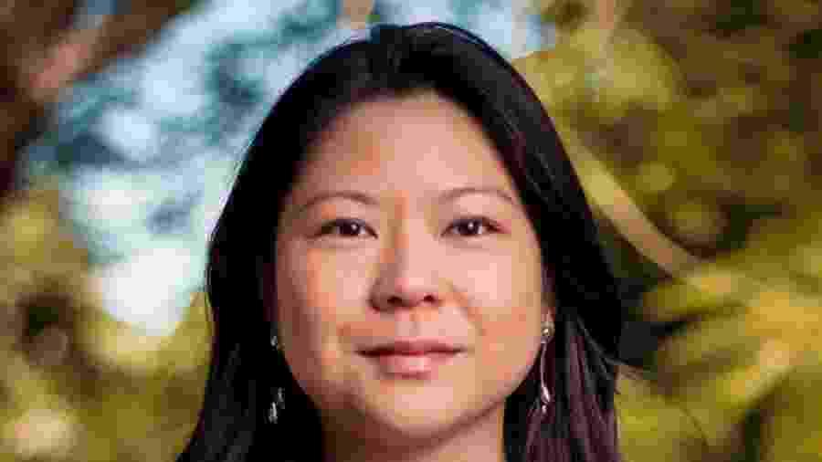 A administradora Lina Nakata, presidente da Professional Women