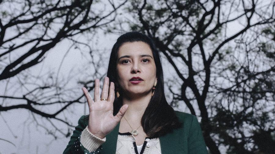 A médica legista e sexóloga criminal Mariana da Silva Ferreira - Carine Wallauer/UOL