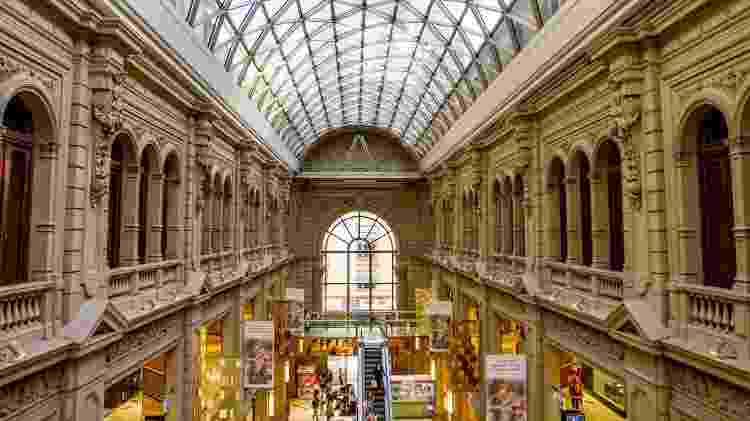 Galerías Pacífico: vale pelas compras e pela bela arquitetura - Ente de Turismo de la Ciudad de Buenos Aires/Divulgação