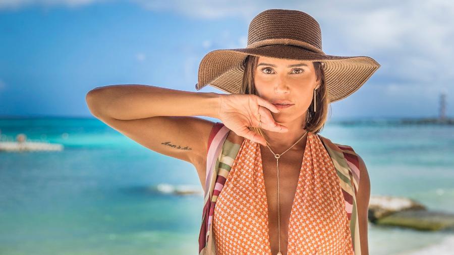 Deborah Secco interpreta Alexia na novela Salve-se Quem Puder - Divulgação/TV Globo