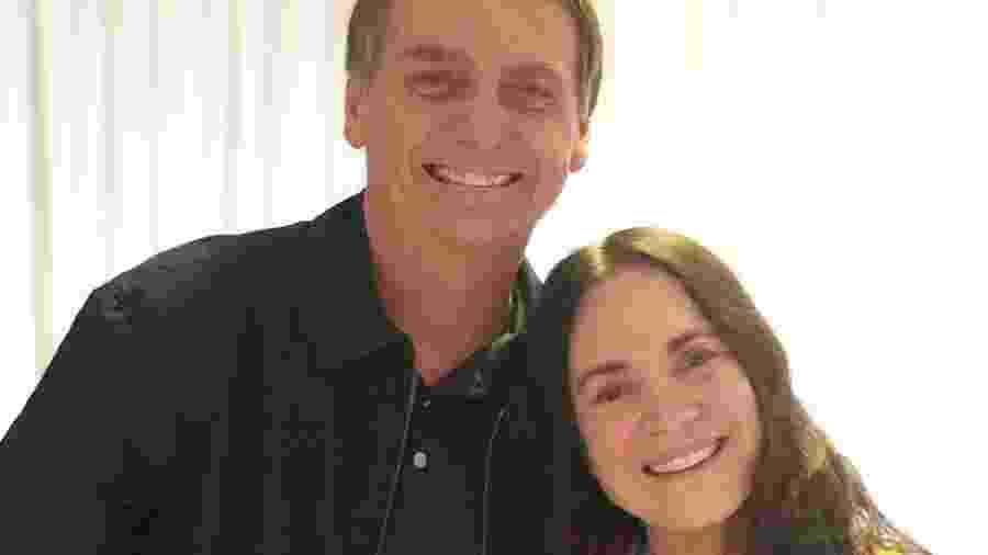 """Entre suas posições tornadas públicas, estão a afirmação de que Bolsonaro é """"um cara doce"""" - BBC"""