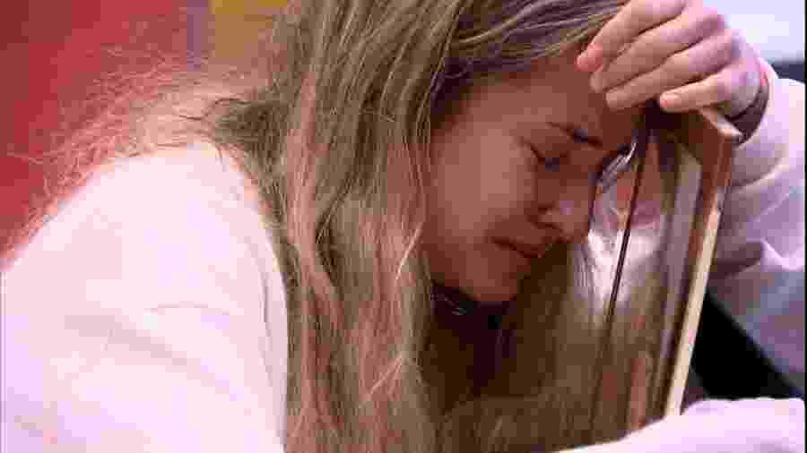 Gabi Martins, BBB 20, chorando - Reprodução/Globo