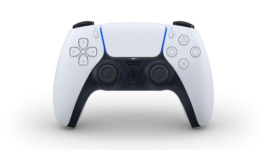 O novo controle promete aumentar a sensação de imersão nos games - Divulgação